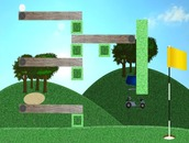 Golf-game-with-blocks