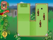 Gioco-di-golf-con-birra-beer-golf